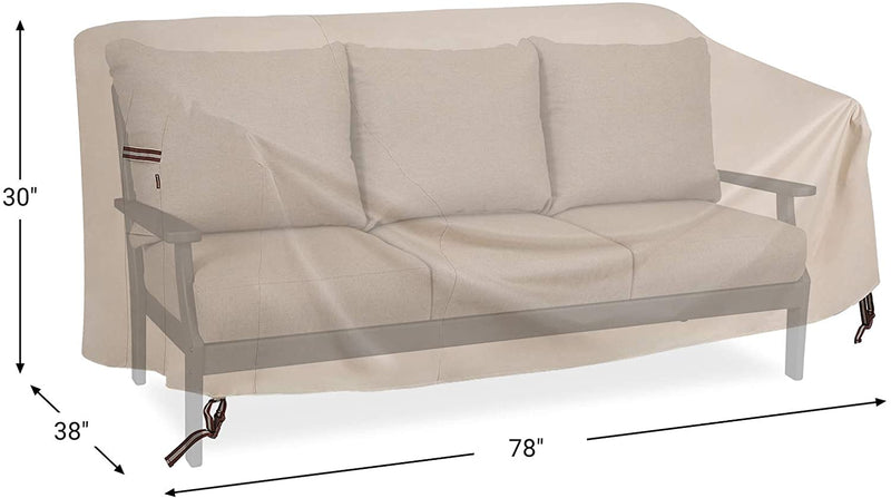 Enjoy fast, free nationwide shipping!  Family owned and operated, HawkinsWoodshop.com is your one stop shop for affordable furniture.  Shop HawkinsWoodshop.com for solid wood & metal modern, traditional, contemporary, industrial, custom, rustic, and farmhouse furniture including our Patio Sofa Protective Cover in Beige.