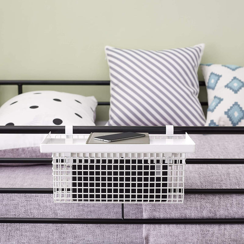 Enjoy fast, free nationwide shipping!  Family owned and operated, HawkinsWoodshop.com is your one stop shop for affordable furniture.  Shop HawkinsWoodshop.com for solid wood & metal modern, traditional, contemporary, industrial, custom, rustic, and farmhouse furniture including our Universal Metal Bunk Bed Storage Basket in White.