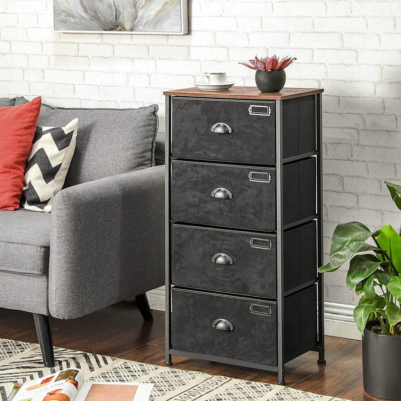 Enjoy fast, free nationwide shipping!  Family owned and operated, HawkinsWoodshop.com is your one stop shop for affordable furniture.  Shop HawkinsWoodshop.com for solid wood & metal modern, traditional, contemporary, industrial, custom, rustic, and farmhouse furniture including our 4 Drawers Vertical Dresser Tower.