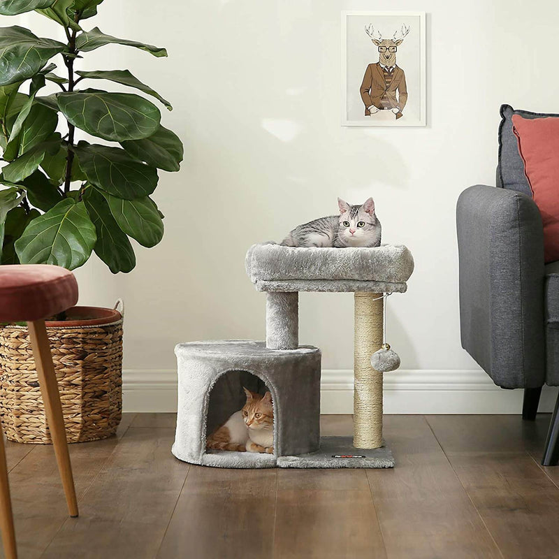 Enjoy fast, free nationwide shipping!  Family owned and operated, HawkinsWoodshop.com is your one stop shop for affordable furniture.  Shop HawkinsWoodshop.com for solid wood & metal modern, traditional, contemporary, industrial, custom, rustic, and farmhouse furniture including our Side Perch Cat Tree with Sisal-Covered Scratching Posts.