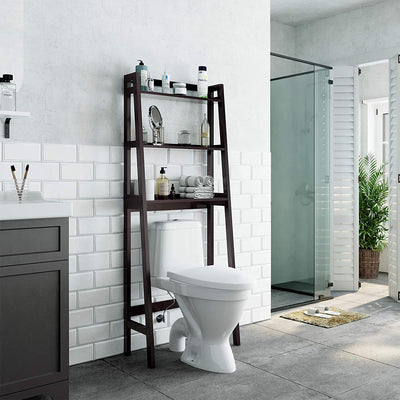 Enjoy fast, free nationwide shipping!  Family owned and operated, HawkinsWoodshop.com is your one stop shop for affordable furniture.  Shop HawkinsWoodshop.com for solid wood & metal modern, traditional, contemporary, industrial, custom, rustic, and farmhouse furniture including our 3 Tier Bathroom Over-the-Toilet Shelf.