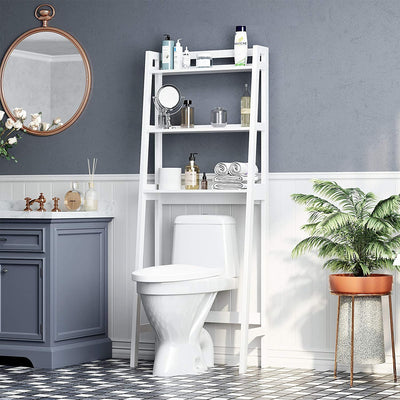 Enjoy fast, free nationwide shipping!  Family owned and operated, HawkinsWoodshop.com is your one stop shop for affordable furniture.  Shop HawkinsWoodshop.com for solid wood & metal modern, traditional, contemporary, industrial, custom, rustic, and farmhouse furniture including our 3 Tier Toilet Bathroom Storage Rack.