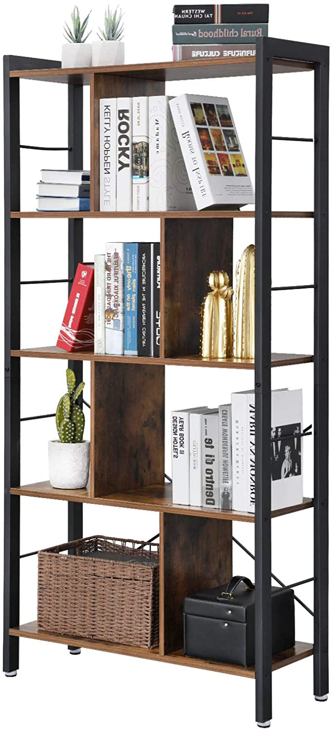 Enjoy fast, free nationwide shipping!  Family owned and operated, HawkinsWoodshop.com is your one stop shop for affordable furniture.  Shop HawkinsWoodshop.com for solid wood & metal modern, traditional, contemporary, industrial, custom, rustic, and farmhouse furniture including our Ryan 4 Tier Industrial Bookshelf Standing Rack.