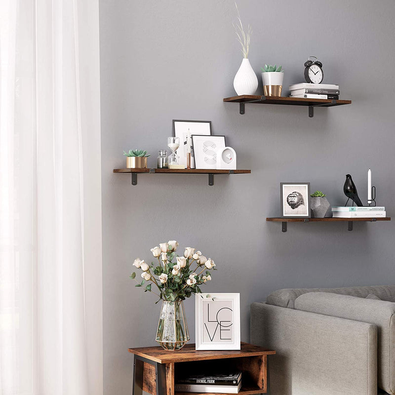 Enjoy fast, free nationwide shipping!  Family owned and operated, HawkinsWoodshop.com is your one stop shop for affordable furniture.  Shop HawkinsWoodshop.com for solid wood & metal modern, traditional, contemporary, industrial, custom, rustic, and farmhouse furniture including our Ryan Wall Mounted Floating Shelves - set of 2.