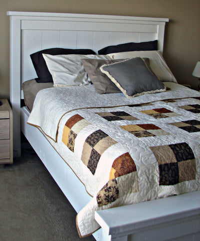 Enjoy fast, free nationwide shipping!  Family owned and operated, HawkinsWoodshop.com is your one stop shop for affordable furniture.  Shop HawkinsWoodshop.com for solid wood & metal modern, traditional, contemporary, industrial, custom, rustic, and farmhouse furniture including our Custom Built-to-Order Farmhouse Queen Bed.
