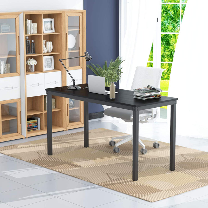 Computer Desk/Dining Table Office Desk Sturdy Writing Workstation