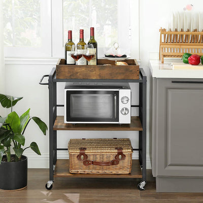 Enjoy fast, free nationwide shipping!  Family owned and operated, HawkinsWoodshop.com is your one stop shop for affordable furniture.  Shop HawkinsWoodshop.com for solid wood & metal modern, traditional, contemporary, industrial, custom, rustic, and farmhouse furniture including our Ryan Universal Casters Kitchen Cart.