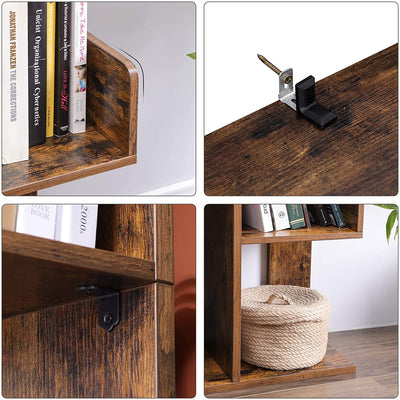 Enjoy fast, free nationwide shipping!  Family owned and operated, HawkinsWoodshop.com is your one stop shop for affordable furniture.  Shop HawkinsWoodshop.com for solid wood & metal modern, traditional, contemporary, industrial, custom, rustic, and farmhouse furniture including our Ryan 8 Storage Tree Shaped Bookcase.