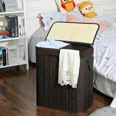 Enjoy fast, free nationwide shipping!  Family owned and operated, HawkinsWoodshop.com is your one stop shop for affordable furniture.  Shop HawkinsWoodshop.com for solid wood & metal modern, traditional, contemporary, industrial, custom, rustic, and farmhouse furniture including our Two-Section Collapsible Laundry Basket.
