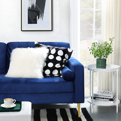 Enjoy fast, free nationwide shipping!  Family owned and operated, HawkinsWoodshop.com is your one stop shop for affordable furniture.  Shop HawkinsWoodshop.com for solid wood & metal modern, traditional, contemporary, industrial, custom, rustic, and farmhouse furniture including our Solid Wood Frame Mid-Century Modern Sofa.