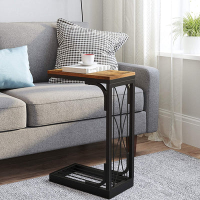 Enjoy fast, free nationwide shipping!  Family owned and operated, HawkinsWoodshop.com is your one stop shop for affordable furniture.  Shop HawkinsWoodshop.com for solid wood & metal modern, traditional, contemporary, industrial, custom, rustic, and farmhouse furniture including our Ryan Industrial Multifunctional Side Table.