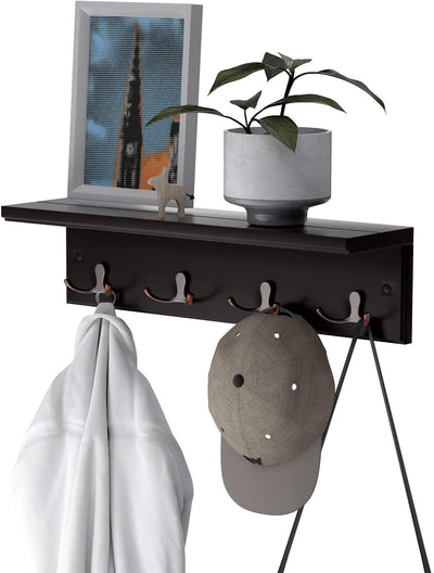 Enjoy fast, free nationwide shipping!  Family owned and operated, HawkinsWoodshop.com is your one stop shop for affordable furniture.  Shop HawkinsWoodshop.com for solid wood & metal modern, traditional, contemporary, industrial, custom, rustic, and farmhouse furniture including our Entryway Wall Floating Hanging Shelf.
