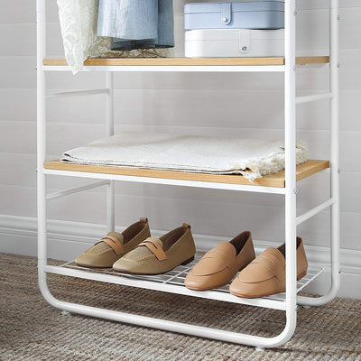 Enjoy fast, free nationwide shipping!  Family owned and operated, HawkinsWoodshop.com is your one stop shop for affordable furniture.  Shop HawkinsWoodshop.com for solid wood & metal modern, traditional, contemporary, industrial, custom, rustic, and farmhouse furniture including our Scandinavian Design Hall Tree Clothes Rack.