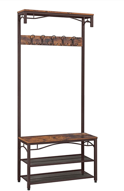 Shop hawkinswoodshop.com for solid wood & metal modern, traditional, contemporary, industrial, custom, rustic, and farmhouse furniture including our Ryan III Industrial Farmhouse Hall-Tree.  Ask about our free nationwide delivery service.