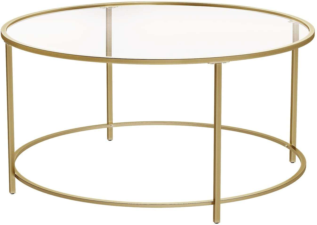 Shop hawkinswoodshop.com for solid wood & metal modern, traditional, contemporary, industrial, custom, rustic, and farmhouse furniture including our Round Glass Gold Colored Coffee Table.  Ask about our free nationwide delivery service.