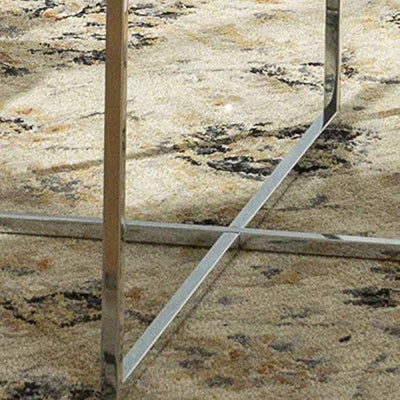 Enjoy fast, free nationwide shipping!  Family owned and operated, HawkinsWoodshop.com is your one stop shop for affordable furniture.  Shop HawkinsWoodshop.com for solid wood & metal modern, traditional, contemporary, industrial, custom, rustic, and farmhouse furniture including our Modern X-base Round Coffee Accent Table in Glass/Chrome.