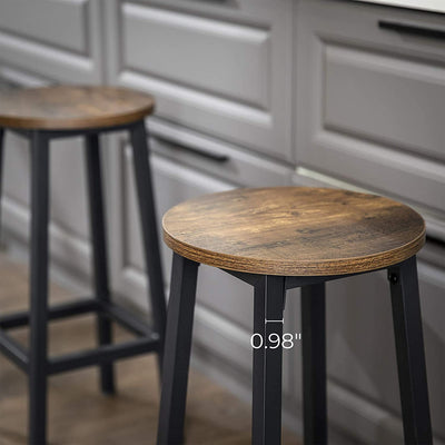 Enjoy fast, free nationwide shipping!  Family owned and operated, HawkinsWoodshop.com is your one stop shop for affordable furniture.  Shop HawkinsWoodshop.com for solid wood & metal modern, traditional, contemporary, industrial, custom, rustic, and farmhouse furniture including our Ryan Steel Frame Bar Stools.