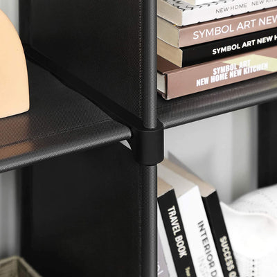 Enjoy fast, free nationwide shipping!  Family owned and operated, HawkinsWoodshop.com is your one stop shop for affordable furniture.  Shop HawkinsWoodshop.com for solid wood & metal modern, traditional, contemporary, industrial, custom, rustic, and farmhouse furniture including our 9 Cubes Open Bookcase in Black.