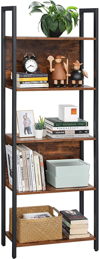 Enjoy fast, free nationwide shipping!  Family owned and operated, HawkinsWoodshop.com is your one stop shop for affordable furniture.  Shop HawkinsWoodshop.com for solid wood & metal modern, traditional, contemporary, industrial, custom, rustic, and farmhouse furniture including our Ryan Industrial 5-Tier Bookshelf Rack.