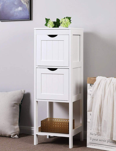 Enjoy fast, free nationwide shipping!  Family owned and operated, HawkinsWoodshop.com is your one stop shop for affordable furniture.  Shop HawkinsWoodshop.com for solid wood & metal modern, traditional, contemporary, industrial, custom, rustic, and farmhouse furniture including our White Bathroom Floor Cabinet w/ Interchangeable Drawers.