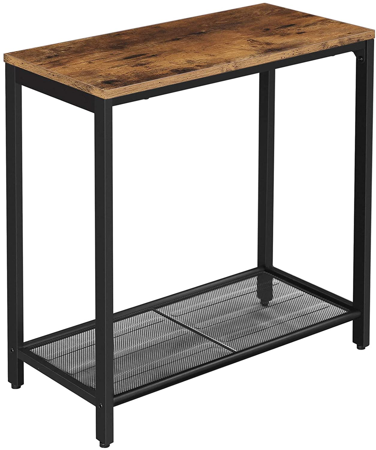 Shop hawkinswoodshop.com for solid wood & metal modern, traditional, contemporary, industrial, custom, rustic, and farmhouse furniture including our Ryan Mesh Shelf End Table.  Enjoy free nationwide shipping, help with the fight against hunger in the US, and support a family owned and operated business that helps puts food on the table for folks in rural Northern California.
