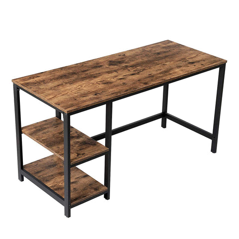 Shop hawkinswoodshop.com for solid wood & metal modern, traditional, contemporary, industrial, custom, rustic, and farmhouse furniture including our Ryan Industrial Computer Desk w/ Adjustable Left or Right Shelves.  Ask about our free nationwide delivery service.