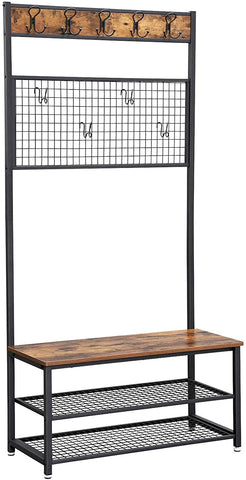Shop hawkinswoodshop.com for solid wood & metal modern, traditional, contemporary, industrial, custom & farmhouse furniture including our Industrial Coat Rack w/Organizer.  Ask about our free nationwide freight delivery and low cost white glove assembly services.