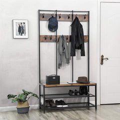 Shop hawkinswoodshop.com for discounted solid wood & metal modern, traditional, contemporary, custom & farmhouse furniture including our Ryan Industrial Large Coat Rack Stand. Ask about our free nationwide freight delivery and low cost assembly services.
