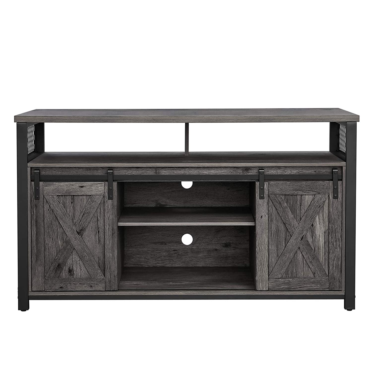 Enjoy fast, free nationwide shipping!  Family owned and operated, HawkinsWoodshop.com is your one stop shop for affordable furniture.  Shop HawkinsWoodshop.com for solid wood & metal modern, traditional, contemporary, industrial, custom, rustic, and farmhouse furniture including our 55 Inch TV Stand Sliding Barn Door Console.