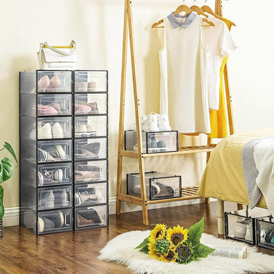 Enjoy fast, free nationwide shipping!  Family owned and operated, HawkinsWoodshop.com is your one stop shop for affordable furniture.  Shop HawkinsWoodshop.com for solid wood & metal modern, traditional, contemporary, industrial, custom, rustic, and farmhouse furniture including our 18 Stackable Shoe Organizers.