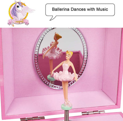 Enjoy fast, free nationwide shipping!  Family owned and operated, HawkinsWoodshop.com is your one stop shop for affordable furniture.  Shop HawkinsWoodshop.com for solid wood & metal modern, traditional, contemporary, industrial, custom, rustic, and farmhouse furniture including our Unicorn Ballerina Musical Jewelry Box.