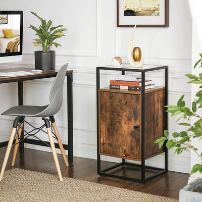 Enjoy fast, free nationwide shipping!  Family owned and operated, HawkinsWoodshop.com is your one stop shop for affordable furniture.  Shop HawkinsWoodshop.com for solid wood & metal modern, traditional, contemporary, industrial, custom, rustic, and farmhouse furniture including our Ryan Glass Side Table & Adjustable Cabinet Shelf w/ Steel Frame.