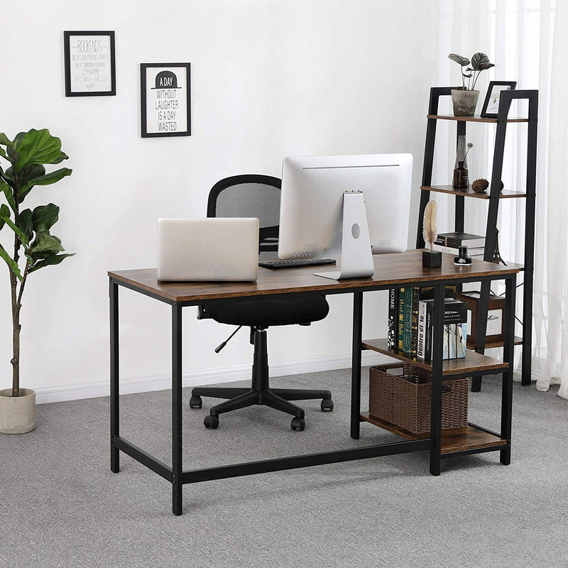 Shop hawkinswoodshop.com for discounted solid wood & metal modern, traditional, contemporary, custom & farmhouse furniture including our Victor Industrial Computer Desk w/ Shelves that Can be On Left or Right Side.  Ask about our free delivery & assembly collections today!