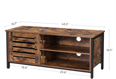 Enjoy fast, free nationwide shipping!  Family owned and operated, HawkinsWoodshop.com is your one stop shop for affordable furniture.  Shop HawkinsWoodshop.com for solid wood & metal modern, traditional, contemporary, industrial, custom, rustic, and farmhouse furniture including our Ryan Louvered TV Stand Console.