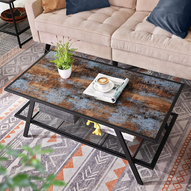 Shop hawkinswoodshop.com for solid wood & metal modern, traditional, contemporary, industrial, custom, rustic, and farmhouse furniture including our Urban Coffee Table w/ Mesh Shelf.  Ask about our free nationwide delivery service.