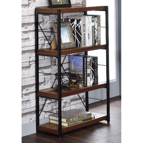Shop hawkinswoodshop.com for discounted solid wood & metal modern, traditional, contemporary, custom & farmhouse furniture including our Eric 4-Tier Solid Wood Bookshelf. Ask about our free nationwide freight delivery or assembly services today.
