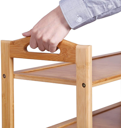 Enjoy fast, free nationwide shipping!  Family owned and operated, HawkinsWoodshop.com is your one stop shop for affordable furniture.  Shop HawkinsWoodshop.com for solid wood & metal modern, traditional, contemporary, industrial, custom, rustic, and farmhouse furniture including our 6-Tier Fresh Maple Bamboo Shoe Rack.