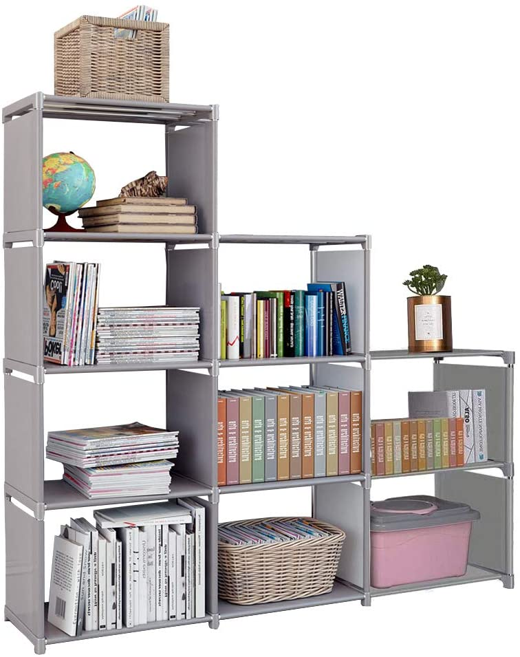 Enjoy fast, free nationwide shipping!  Owned by a husband and wife team of high-school music teachers, HawkinsWoodshop.com is your one stop shop for affordable furniture.  Shop HawkinsWoodshop.com for solid wood & metal modern, traditional, contemporary, industrial, custom, rustic, and farmhouse furniture including our Kids 9 Cubes Bookcase 4 Tier Book Shelf.