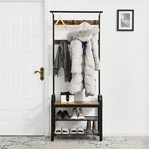 Shop hawkinswoodshop.com for discounted solid wood & metal modern, traditional, contemporary, custom & farmhouse furniture including our Industrial Farmhouse Hall Rack Hat and Coat Stand.  Ask about our free delivery & assembly collections today!