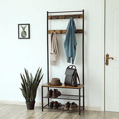 Shop hawkinswoodshop.com for discounted solid wood & metal modern, traditional, contemporary, industrial, custom & farmhouse furniture including our Vintage Hat and Coat Stand.  Ask about our free nationwide freight delivery and low cost assembly services.