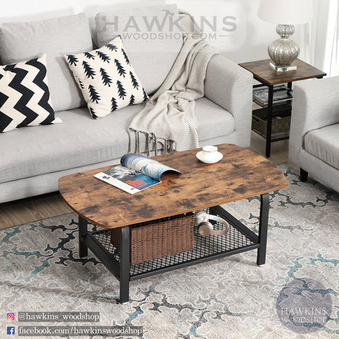 Shop hawkinswoodshop.com for discounted solid wood & metal modern, traditional, contemporary, custom & farmhouse furniture including our Vintage Coffee Table. Ask about our free nationwide freight delivery and low cost assembly services.