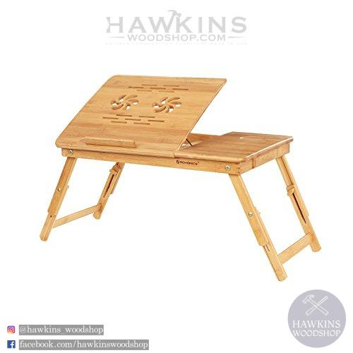 Enjoy fast, free nationwide shipping!  Owned by a husband and wife team of high-school music teachers, HawkinsWoodshop.com is your one stop shop for affordable furniture.  Shop HawkinsWoodshop.com for solid wood & metal modern, traditional, contemporary, industrial, custom, rustic, and farmhouse furniture including our Adjustable Bamboo Laptop Desk.