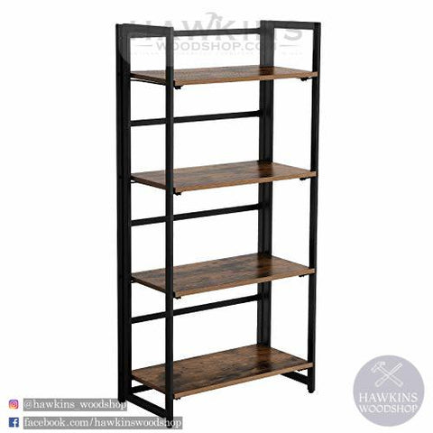Shop hawkinswoodshop.com for discounted solid wood & metal modern, traditional, contemporary, custom & farmhouse furniture including our Industrial 4-Tier Bookshelf. Ask about our free nationwide freight delivery and low cost assembly services.