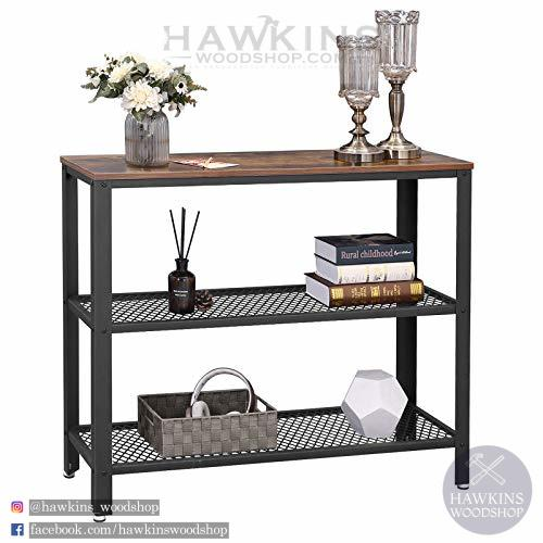 Enjoy fast, free nationwide shipping!  Owned by a husband and wife team of high-school music teachers, HawkinsWoodshop.com is your one stop shop for affordable furniture.  Shop HawkinsWoodshop.com for solid wood & metal modern, traditional, contemporary, industrial, custom, rustic, and farmhouse furniture including our Console table.