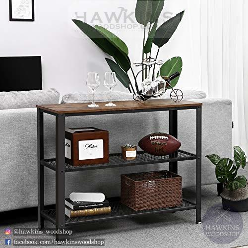 Enjoy fast, free nationwide shipping!  Family owned and operated, HawkinsWoodshop.com is your one stop shop for affordable furniture.  Shop HawkinsWoodshop.com for solid wood & metal modern, traditional, contemporary, industrial, custom, rustic, and farmhouse furniture including our Console table.