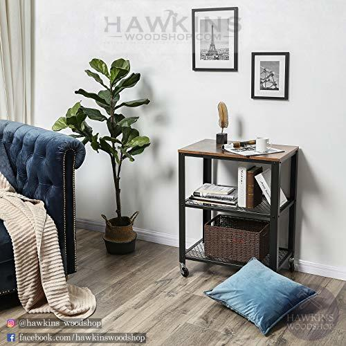 Enjoy fast, free nationwide shipping!  Family owned and operated, HawkinsWoodshop.com is your one stop shop for affordable furniture.  Shop HawkinsWoodshop.com for solid wood & metal modern, traditional, contemporary, industrial, custom, rustic, and farmhouse furniture including our Industrial Kitchen Serving Cart.