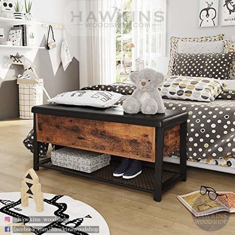 Shop hawkinswoodshop.com for solid wood & metal modern, traditional, contemporary, industrial, custom & farmhouse furniture including our Bedstead w/ Storage.  Ask about our free nationwide freight delivery and low cost white glove assembly services.