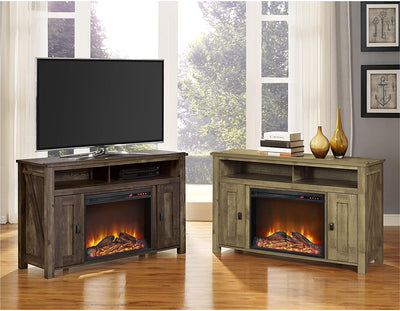 Enjoy fast, free nationwide shipping!  Owned by a husband and wife team of high-school music teachers, HawkinsWoodshop.com is your one stop shop for affordable furniture.  Shop HawkinsWoodshop.com for solid wood & metal modern, traditional, contemporary, industrial, custom, rustic, and farmhouse furniture including our Rustic Farmington Electric Fireplace TV Console.