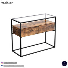 Shop hawkinswoodshop.com for discounted solid wood & metal modern, traditional, contemporary, custom & farmhouse furniture including our Glass Industrial Console Table Free Shipping. Ask about our free nationwide freight delivery and low cost assembly services.