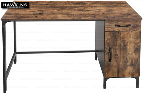 Shop hawkinswoodshop.com for discounted solid wood & metal modern, traditional, contemporary, industrial, custom & farmhouse furniture including our Ryan Side-Cabinet Computer Desk.  Ask about our free nationwide freight delivery and low cost assembly services.